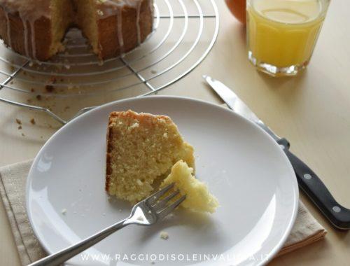 Torta soffice all'arancia senza burro, ricetta semplice