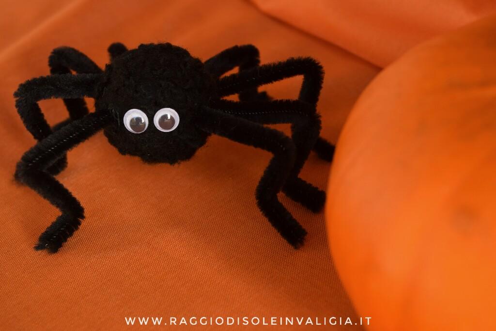 ragni fai da te per halloween