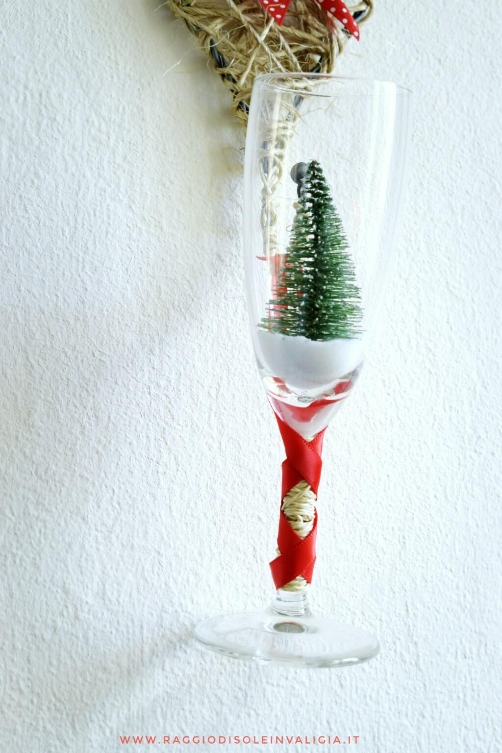 inverno:decorazione per la casa fai da te con riciclo