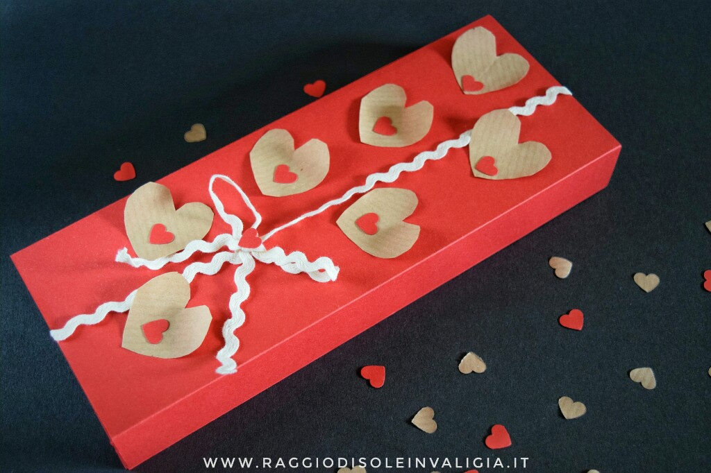Packaging fai da te per San Valentino