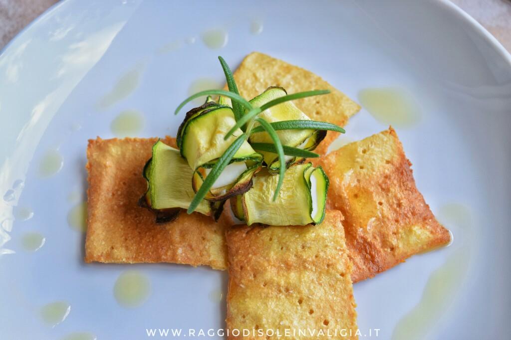 5+1 ricette per un antipasto estivo, involtini di zucchine e feta