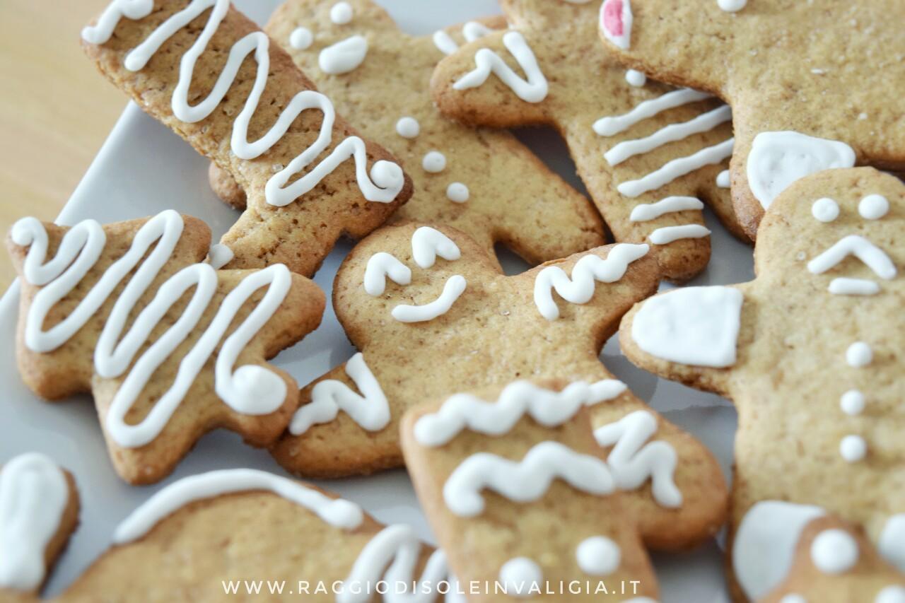 Omini pan di zenzero (Gingerbread)
