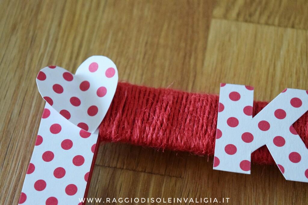 cornice selfie per san valentino, tutorial 4
