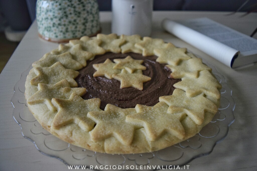 Crostata alla nutella per il world Nutella day