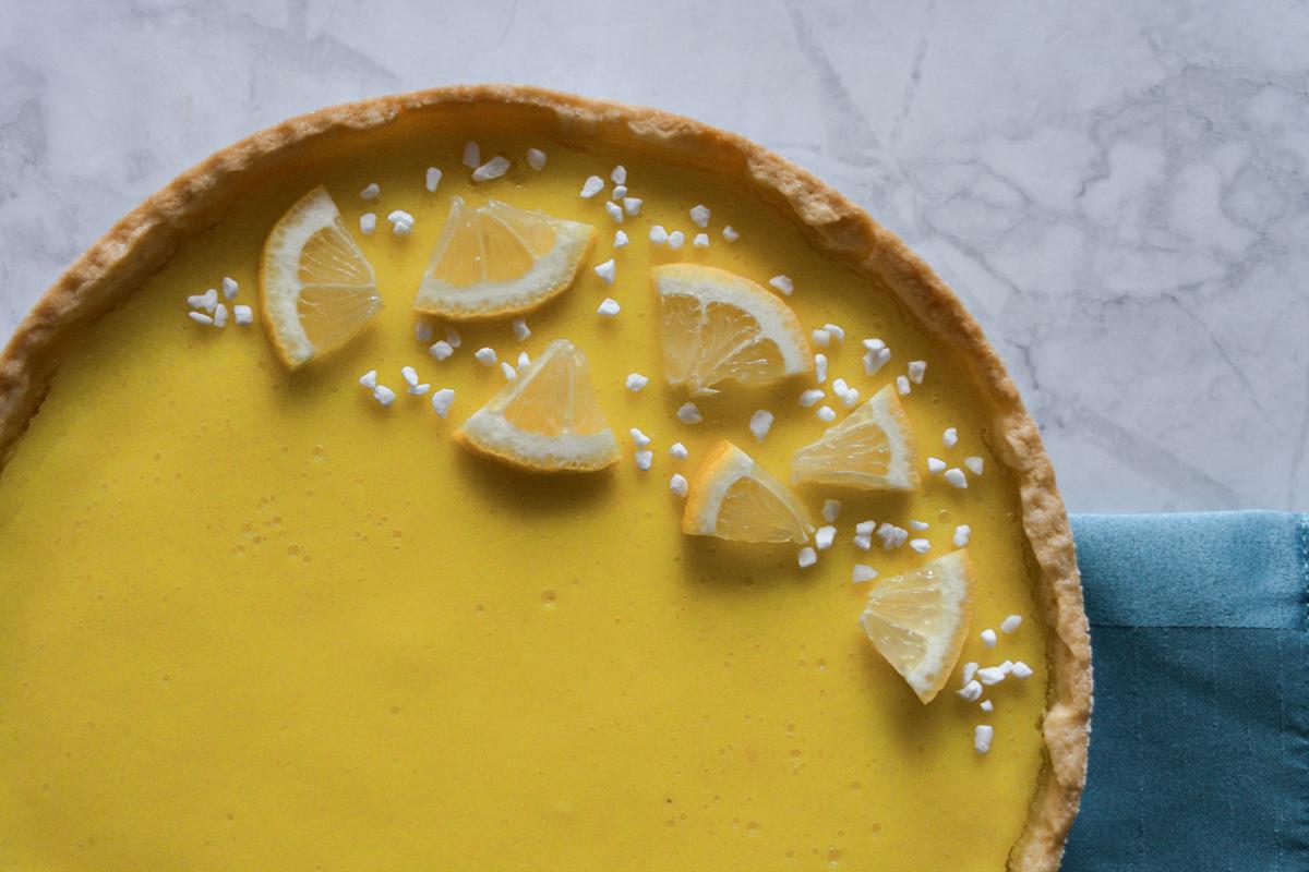 Ricetta semplice: crostata al limone