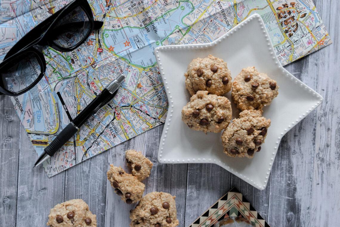 Brutti ma buoni a modo mio: biscotti al cioccolato e nocciole senza farina, veloci e golosi