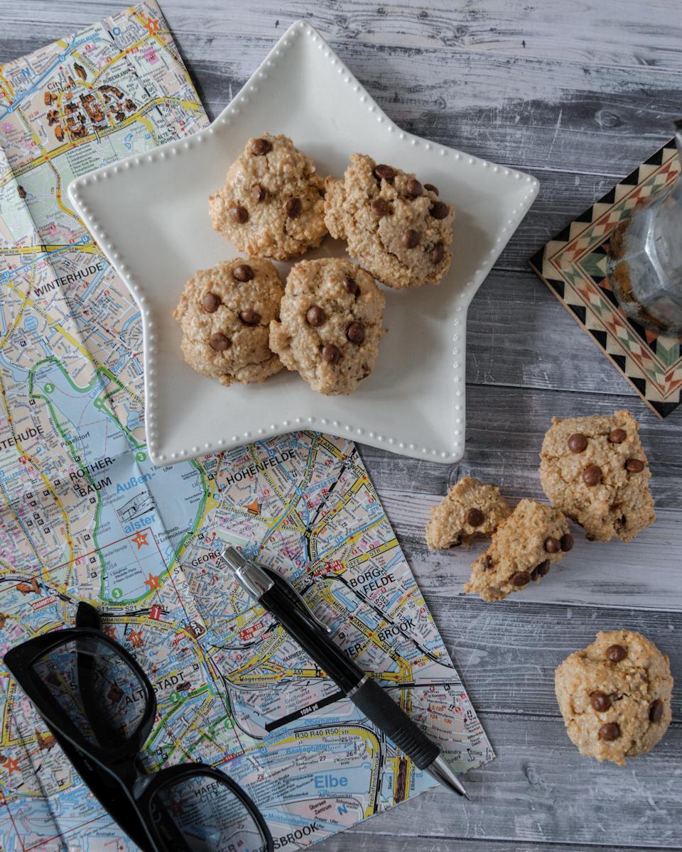 Brutti ma buoni a modo mio: biscotti al cioccolato senza farina, veloci e golosi
