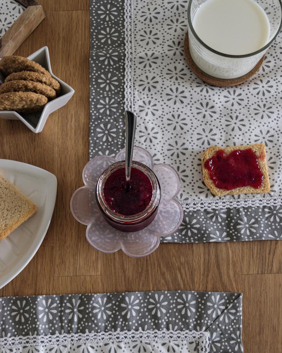 Ricetta della confettura di fragole alla vaniglia