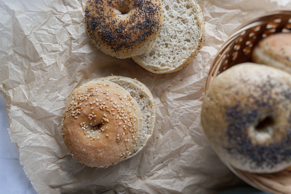 Ricetta originale dei bagel americani