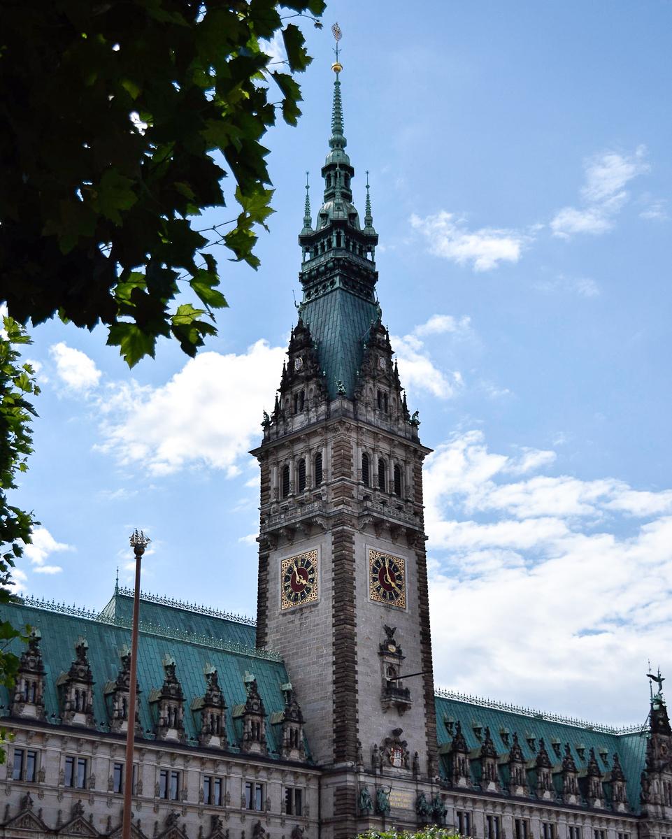 Rathause Hamburg