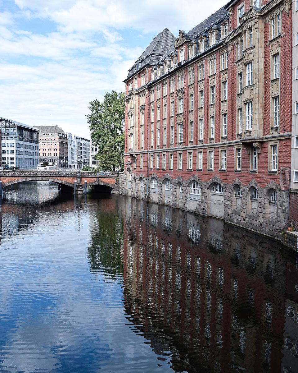 Canali ad Amburgo