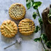 Crostatine con pasta frolla all'olio