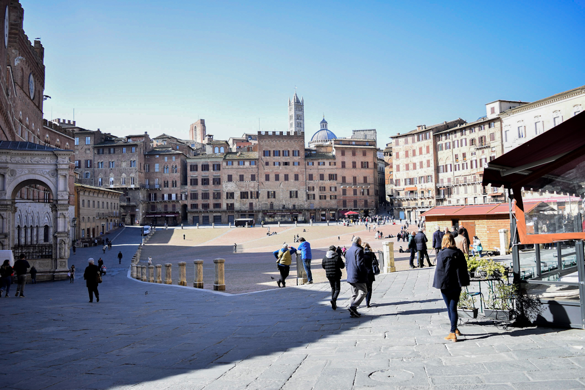 Due giorni in relax a Siena