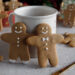 Gingerbread man o omini pan di zenzero