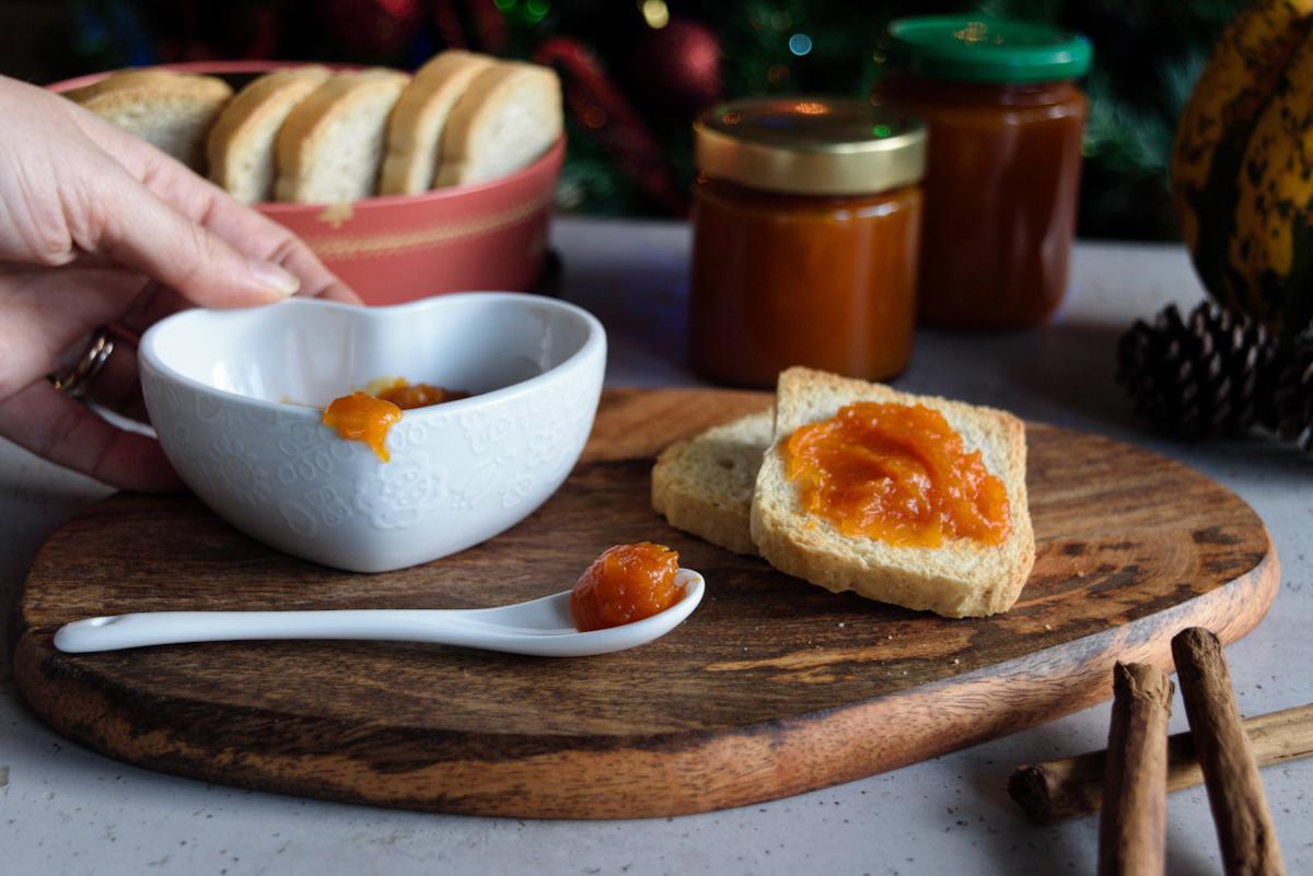 Confettura zucca e cannella, ricetta veloce e semplice