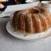 Ciambella al mascarpone variegata al caffè, ricetta veloce