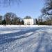 Amburgo con la neve: passeggiata allo Jenischpark