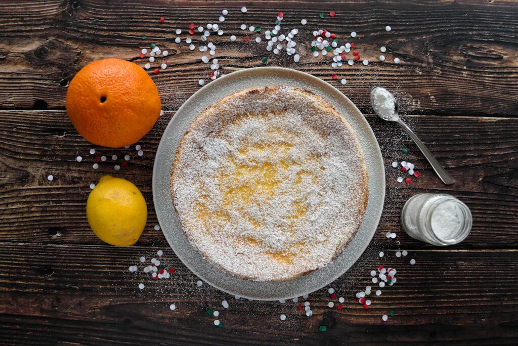 Migliaccio napoletano per carnevale, ricetta tradizionale