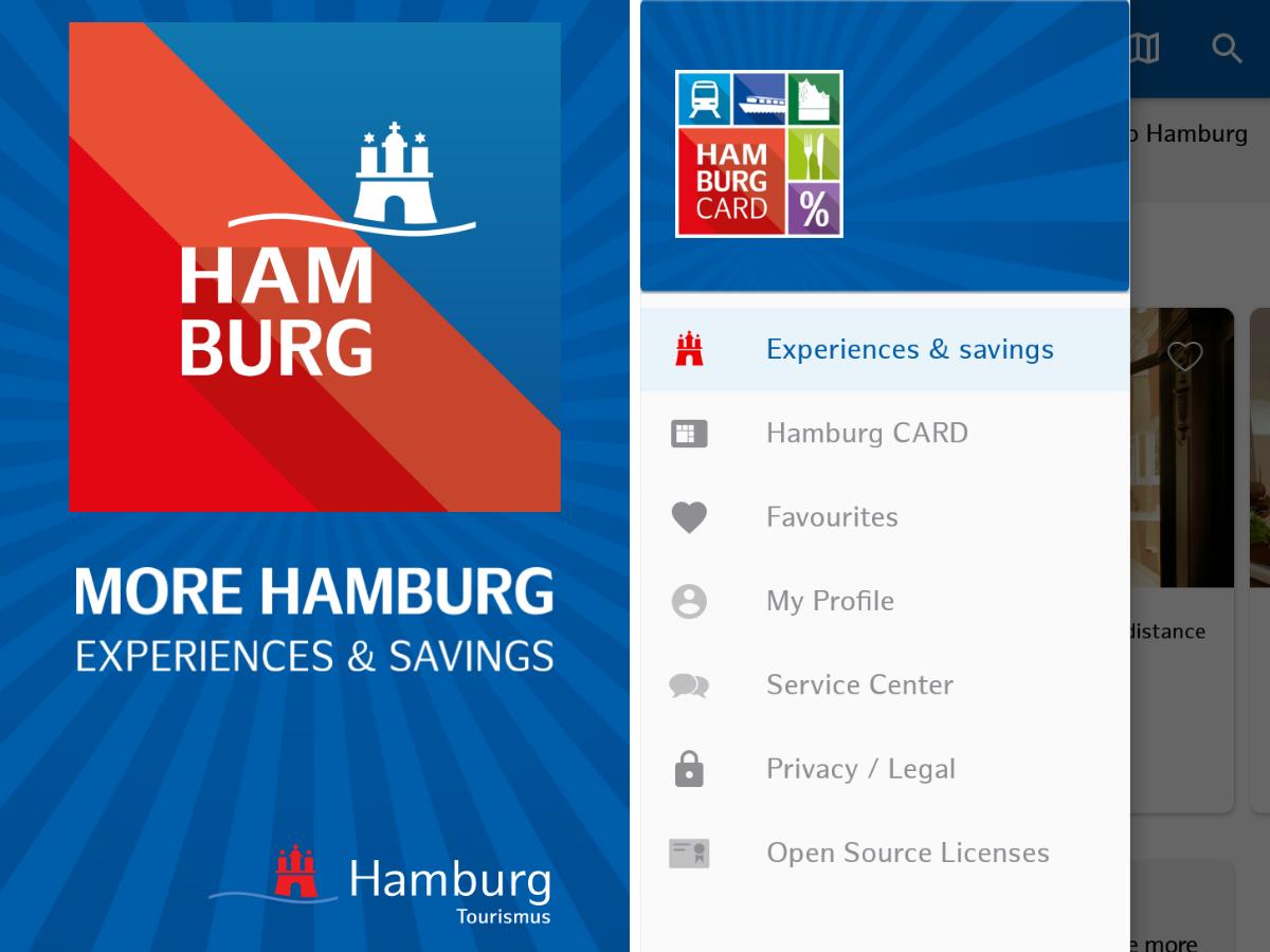 Hamburg – Erleben & Sparen, l'applicazione per scoprire Amburgo