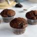 Muffin al cioccolato golosi e senza burro