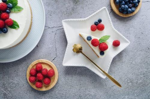 Cheesecake allo yogurt senza cottura